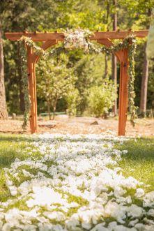 ABF Wedding Arch