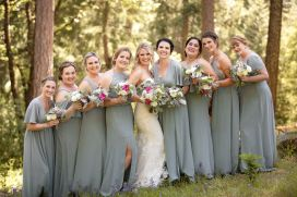 ABF Wedding Bridesmaids
